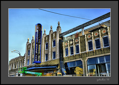 Giving New Life to the Capital Theater (the Gallopping Geezer '4' million + views....) Tags: building structure flint mi michigan canon 5d3 tamron 28300 geezer 2016 capital capitaltheater restore preserve rebuild workinprogress theater movie concert entertainment business storefront old historic