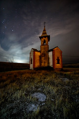 Vergalijo (Alfix61) Tags: nocturna noche night navarra largaexposicin canon estrellas