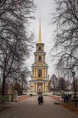 Ryazan Kremlin, Russia (Oleg.A) Tags: autumn ryazankremlin cathedral church orthodox ryazanregion kremlin ryazan russia clouds catedral