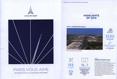 Paris Airports ADP - Paris Vous Aime 2015 Report on Activity and Sustainable development; 2016, France (World Travel Library) Tags: paris airports adp vous aime 2015 report activity sustainable development 2016 france brochures aviation world travel library center worldtravellib papers prospekt catalogue katalog flug air airtransport transport holidays tourism trip vacation photos photo photography pictures images collectibles collectors collection sammlung recueil collezione assortimento coleccin ads online gallery galeria aroport port documents broschyr esite catlogo folheto folleto   ti liu bror
