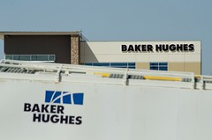 Baker Hughes posts greater loss on impairment expenses (majjed2008) Tags: baker bigger charges hughes impairment loss posts