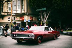 1969 (Thomas Hawk) Tags: america bayarea california carnaval carnavalsanfrancisco carnavalsanfrancisco2015 carnavalsf mission missiondistrict sf sanfrancisco usa unitedstates unitedstatesofamerica auto automobile car parade fav10 fav25 fav50