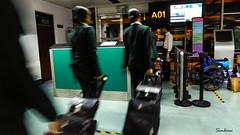 Azafatas Compañia Aerea (simbiosc) Tags: azafata azafatacompañíaaerea personaldecabina viajar travel volar airport aircraft simbiosc simbiosctv