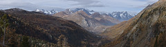 pano spazio Bianco (Andrea Zille) Tags: lathuile valledaosta italia it panoramadimontagna panorami panoramidimontagna valdigne pano panod750