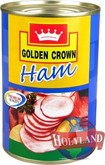 Ham 450gm (holylandgroup) Tags: canned fruit vegetable cannedfruit cannedvegetable nonveg jalapeno gherkins soups olives capers paneer cream pulps purees sweets juice readytoeat toothpicks aluminium pasta noodles macroni saladoil beverages nuts dryfruit syrups condiments herbs seasoning jams honey vinegars sauces ketchup spices ingredients
