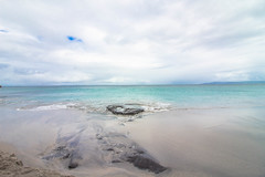 Inisheer beach (Anyore) Tags: mer beach plage sea blue bleu clouds irlande ireland europe europa rock sand sable pierre caillou canon700d 1018 septembre landscape shore water inisheer inis oirr