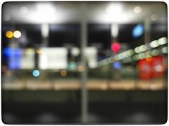 Mattscheibe || (vor morgen) Tags: bahnwelt farben fotografie unschrfe