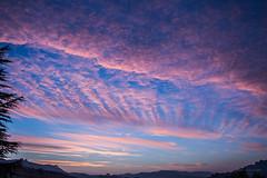 Sunrise (mrsjpvan2) Tags: sunrise home pink pinkclouds