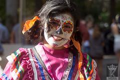 More to come @visualkmedia (VisualK Media) Tags: dayofthedead diadelosmuertos halloween hendrix jimihendrix skull skullmakeup