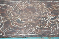 Mahakala Tibetan Wood Printing Block (TREASURES OF WISDOM) Tags: mahakala printblock buddhist buddhism brilliant quality wow worship wonderful whatisthis wisdom ethnographic ritual religious tribalart tibetan tibet tanka this yes unseen unusual unknown intresting item ommanipadmihum pagan artefact artifact asianart ancientworld spiritual shamanic spirituality sacred shrine spirit shamanism deity fantastic godofwisdom healing himalayan longevity love look like view votive vibes visit nice namaste magic mythical mystery mystic