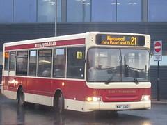 East Yorkshire 471 W471UAG Hull Interchange on 21 (1280x960) (dearingbuspix) Tags: eastyorkshire eyms 471 w471uag