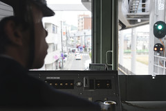 Shonan Monorail (Iyhon Chiu) Tags:  monorail shonan   tram koshigoe       fujisawa train railway street japan japanese 2016