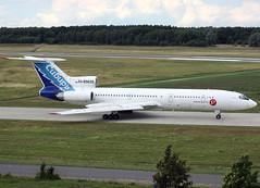 RA-85628 (@Eurospot) Tags: ra85628 tupolev tu154 s7airlines hannovre hannover
