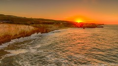 Sunrise Starburst! (deepaksviewfinder) Tags: ifttt 500px davenport beach sunrise morning ocean pacific pch 1 california santa cruz starburst