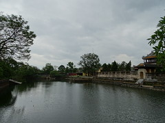 Imperial City, Hue, Vietnam (Loeffle) Tags: 112016 vietnam hue imperialcity kinhthnhhu zitadellevonhue unescoworldheritagesite worldheritage unescowelterbe welterbe zitadelle day cloudy