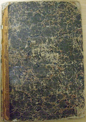 Porphyry-Leather binding-1546 (melindahayes) Tags: 1548 pa4396d21548 porphyry periapochēsempsychōnbibliatessara folioformat