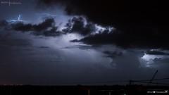 Trovoada 03-12-2016 (ExtremAtmosfera) Tags: trovoada thunderstorm relmpagos lightning storm stormchasing algarve