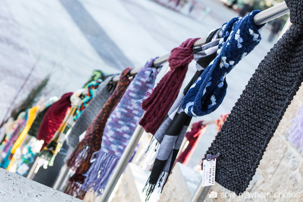 Knitting Scarves For The Homeless : The world s best photos of scarves and wool flickr hive mind