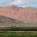Montanhas mais antigas de barro