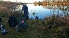 Klargøring (gsf fishing) Tags: pike gedde geddefiskeri pikefishing grndstedengsø
