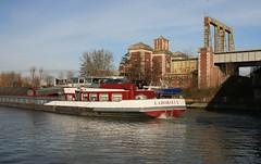 Laborieux (jptaverne) Tags: laborieux canal péniche inlandvessel fontinettes