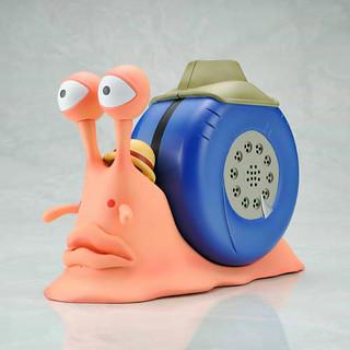 人氣電話蟲喇叭—草帽海賊團版