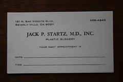 Jack P. Startz, Plastic Surgeon to the Stars (blackthorne56) Tags: ca gay matt jack md d harry vice rob surgery m hills plastic mount yang beverly behind peters damon candelabra liberace lowe startz 90211 bodyfelt 6554246
