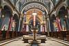 St James Cathedral (Stephen Kacirek) Tags: cathedral stjamescathedral interiorphotography stjamescathedralseattle interiorhdr oldstylechurchseattle