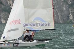 DSC_5755 (Davide Turrini) Tags: del championship garda european riva laser vela della 4000 fraglia