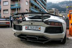 DAT ASS (Yo06Player) Tags: monaco 700 lamborghini dmc supercars lambo aventador lp700