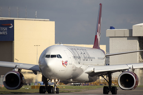 Virgin Atlantic Airways Airbus A330-300 G-VNYC