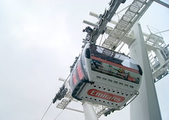Emirates Air Line Royal Victoria Dock (chrisbell50000) Tags: london car dock air royal cable victoria line emirates airline cablecar gondola chrisbellphotocom