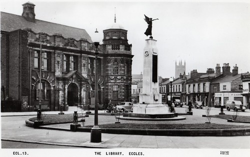 The Library, Eccles