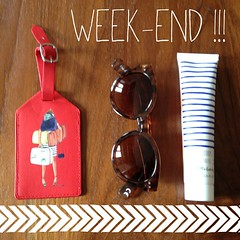 Week-end !!! #happy #sunny #sunnies #MyLittle #MyLittleParis #MyLittleBox #MyLittleBeauty (passionthe) Tags: paris les french little box gift surprise sa femmes beaute choisir toutes mylittlebox mylittleparis boxicomane