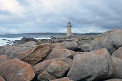 Faro entre piedras, Muxia, Galicia (Majorshots) Tags: galicia galiza costadamorte acoruña costadelamuerte muxía mugía