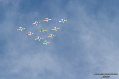 """Frecce Tricolori 3 • <a style=""""font-size:0.8em;"""" href=""""http://www.flickr.com/photos/92529237@N02/8900098664/"""" target=""""_blank"""">View on Flickr</a>"""