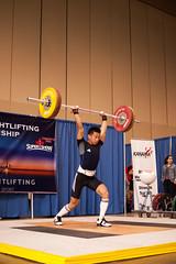 (Janet Choi Photography) Tags: weightlifting lifting powerlifting torontometroconventioncenter torontoprosupershow