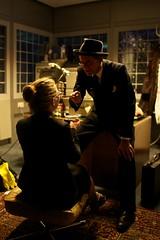 Questions (edwardhorsford) Tags: brazil cinema building london film mystery employment good secret fantasy 80s terry future futurism 20 interview job bt croydon org gilliam inspector 40s career bureaucrat goodorg secretcinema20