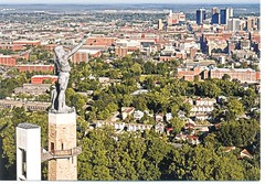 US-2275566 (Intron) Tags: statue birmingham iron alabama australia postcrossing cast vulcan cityview