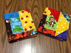 Front cover diy baby color book (ksaallen50047) Tags: baby color thanks book diy books homegrownhappyblogspot