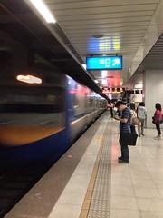 Take me home ... rail road ... (pang yu liu) Tags: train work yahoo y rail railway 06 jun     2013 uploaded:by=flickrmobile flickriosapp:filter=nofilter