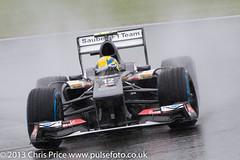 Esteban Gutierrez (PriceyBoy2010) Tags: sport f1 silverstone sauber formula1 sauberf1team estebangutierrez santanderbritishgrandprix2013
