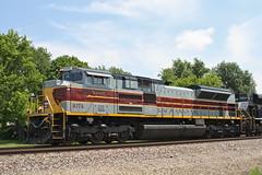 Rochelle, Illinois (UW1983) Tags: trains bnsf railroads rochelle heritageunits