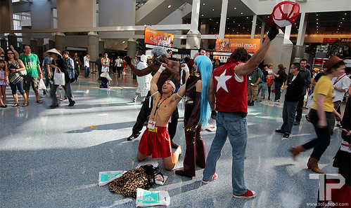 Anime Expo 2013 Day 1