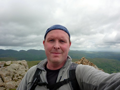 That's me on Harrison Stickle that is