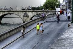France - Un jour  Paris (saigneurdeguerre) Tags: paris france water rio seine river agua eau europa europe frana ponte frankrijk francia parijs fleuve rivier aponte antonioponte ponteantonio saigneurdeguerre