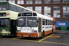 Pride of the Road EFN 167L (SelmerOrSelnec) Tags: leeds eastkent leylandnational prideoftheroad efn167l