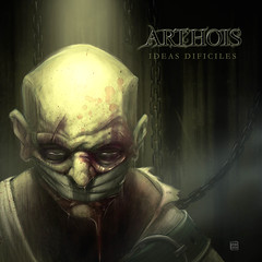 ARTHOIS -Ideas dificiles- (emy mariani) Tags: music illustration heavymetal cdcover dibujo ilustración diseños