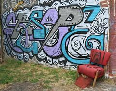 Skrape (cocabeenslinky) Tags: street city uk england streetart london tower art canon graffiti photo artist grafitti power shot graf united capital kingdom august powershot east hackney graff wick e9 eastend artiste hamlets g15 2013 skrape cocabeenslinky