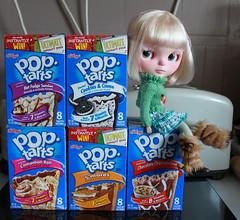 154-365 Pop tarts!